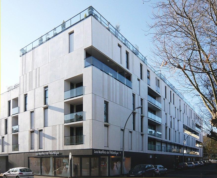 Saint-nazaire architecte